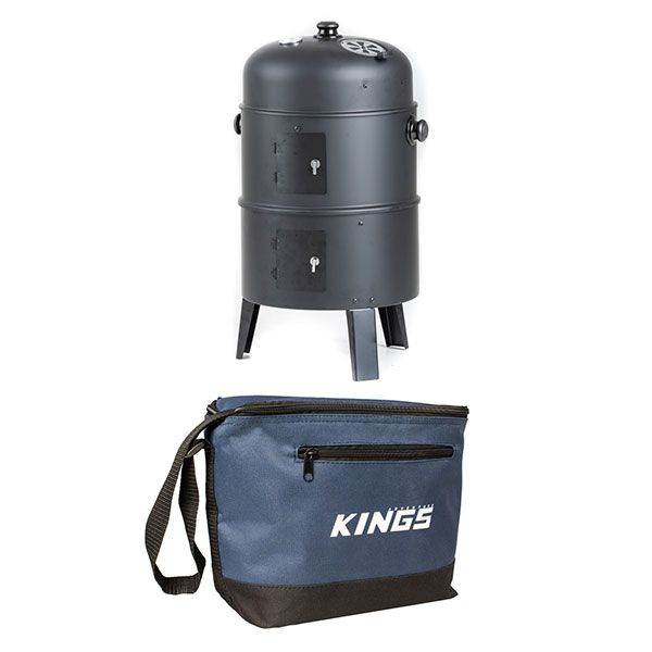 Adventure Kings Portable Meat Smoker + Cooler Bag