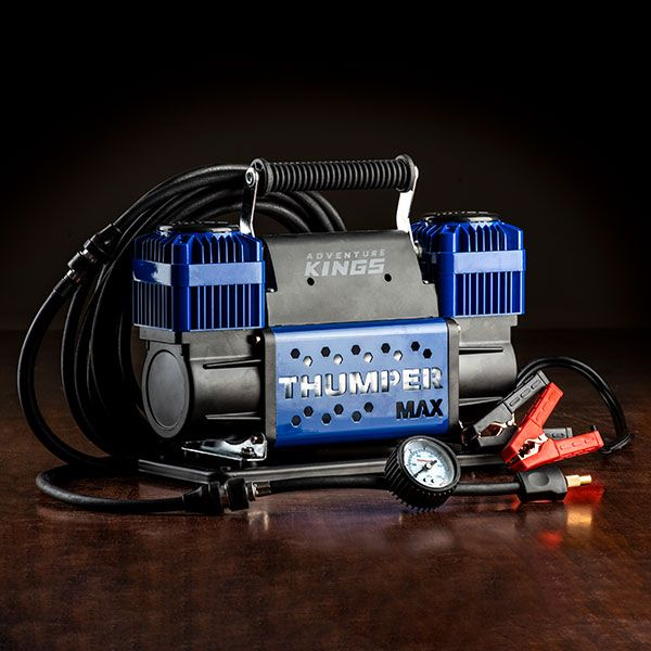 Thumper Max Dual Air Compressor MkII