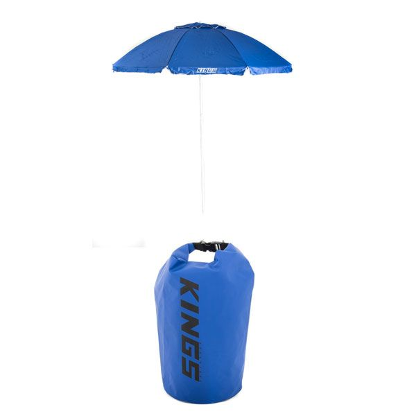 Adventure Kings Beach Umbrella + 15L Dry Bag
