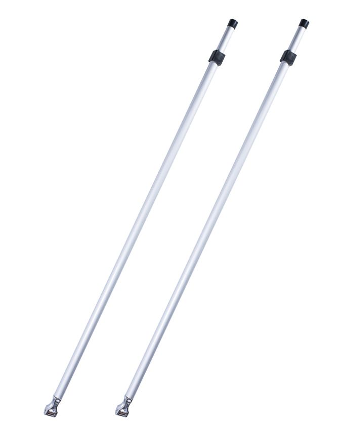 Adventure Kings Vertical Awning Poles (2-Pack)