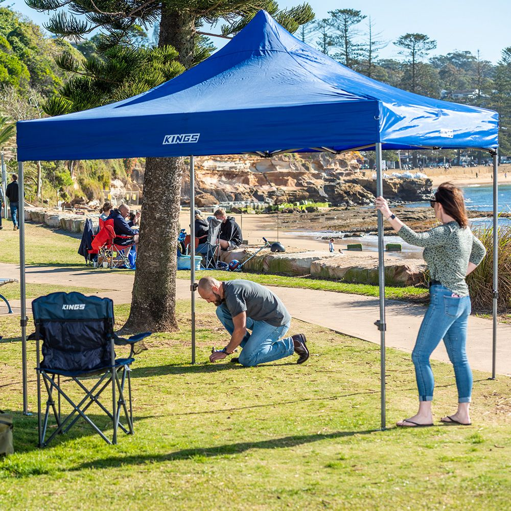Gazebos - the ultimate base camp solution