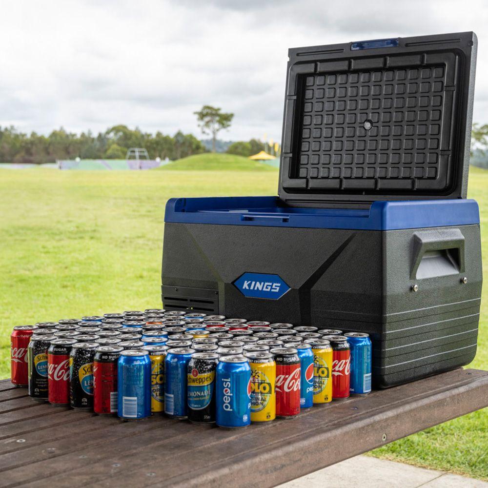 Brand new 50L Fridge/Freezer Features