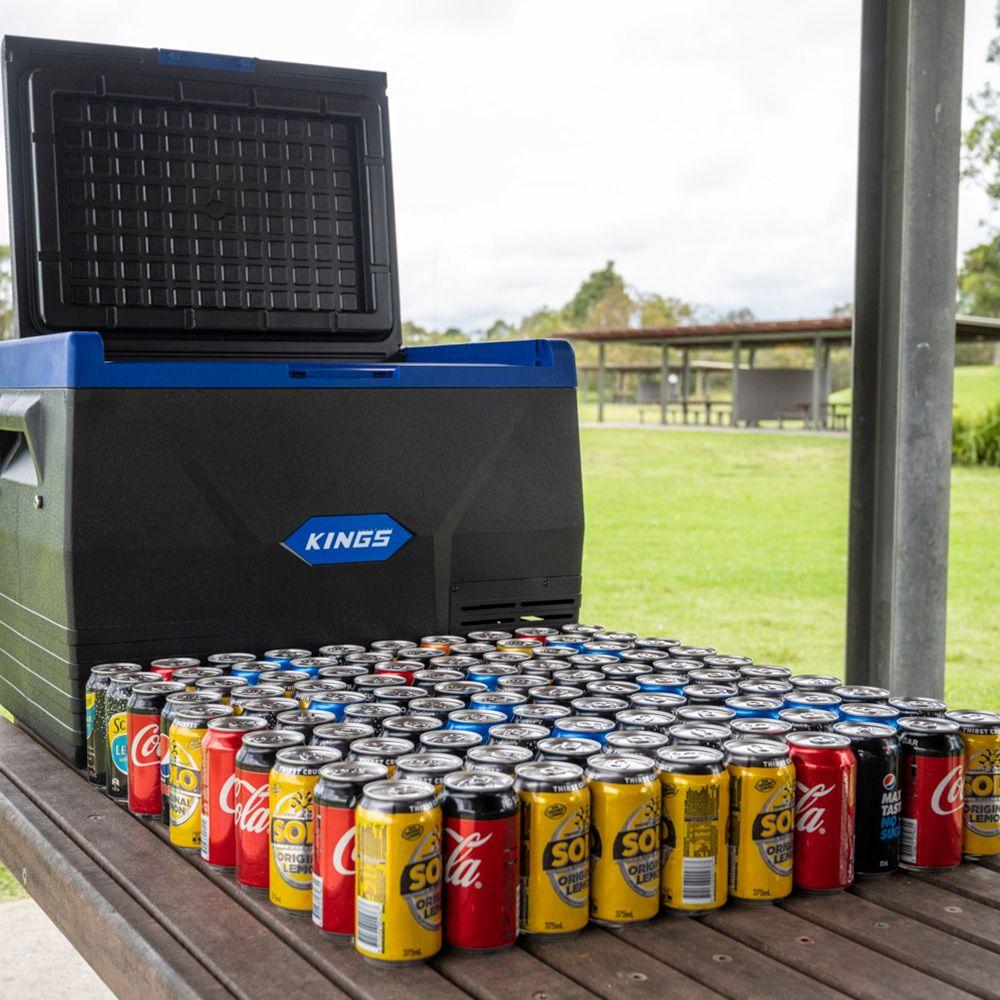 Brand new 65L Fridge/Freezer Features