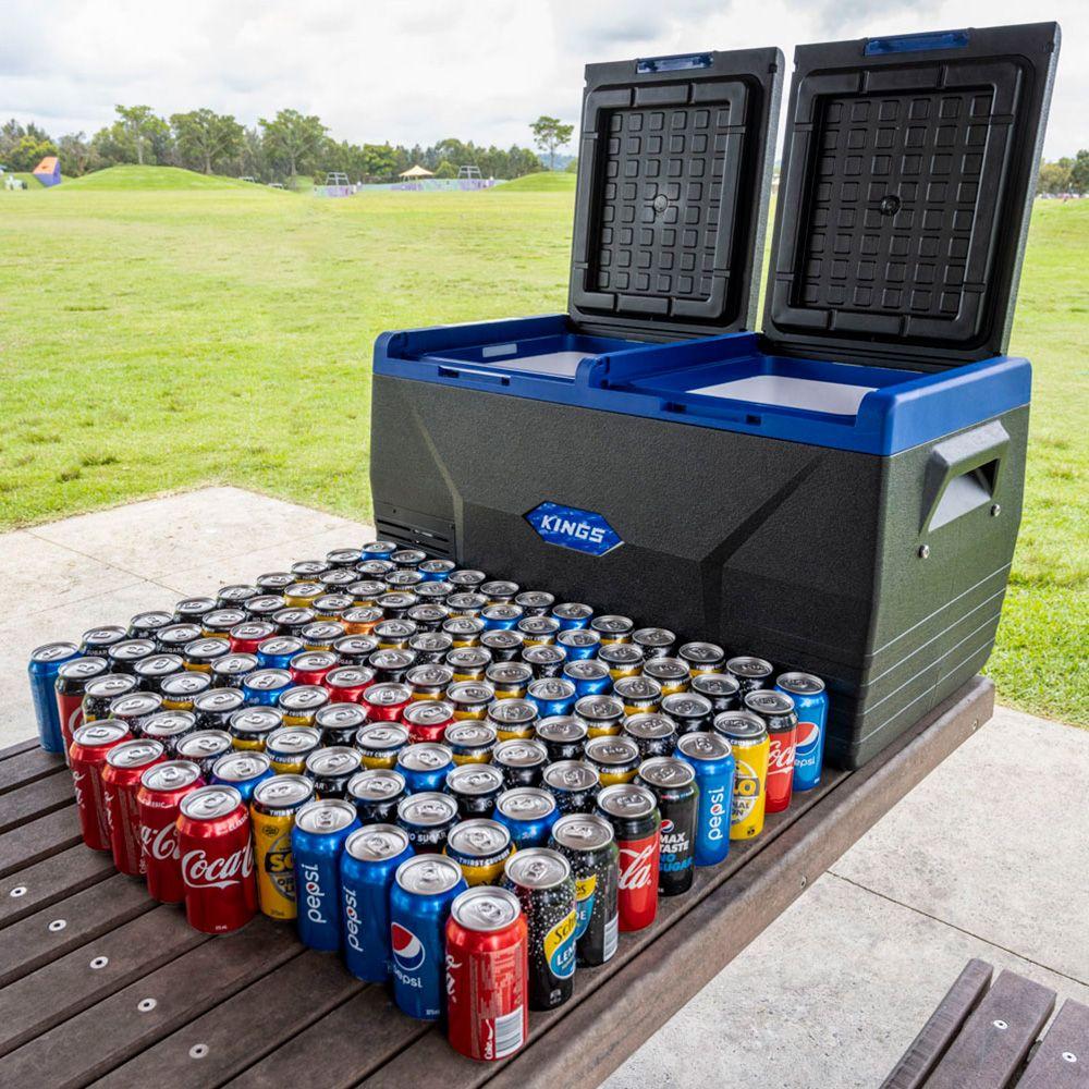 Brand new 75L Fridge/Freezer Features