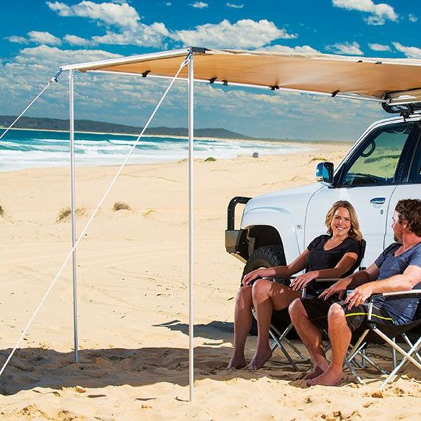 Awnings for everything from SUVs to Wagons & Vans