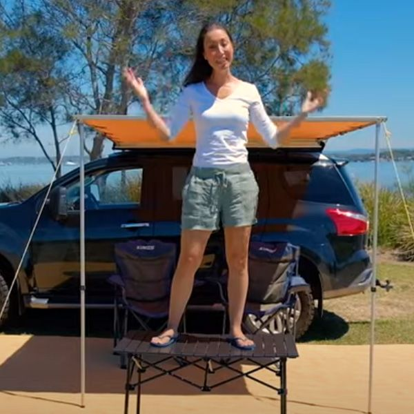 Never have flimsy camping furniture again!
