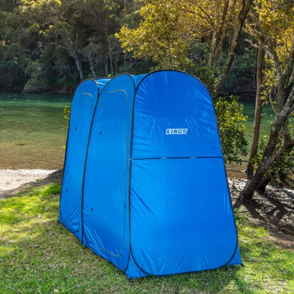 Camping privacy sorted – the family will thank you for this upgrade!