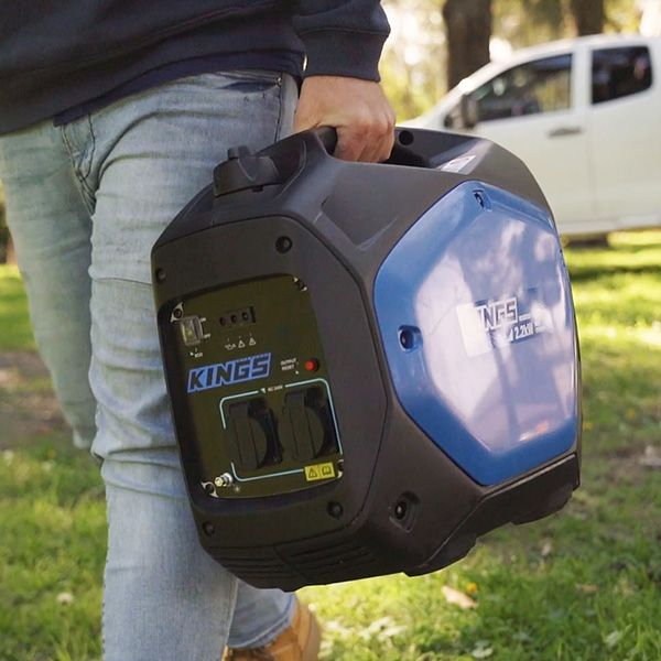 What size Generator do you need for your campsite
