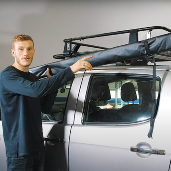 Fit a side Awning to almost any vehicle