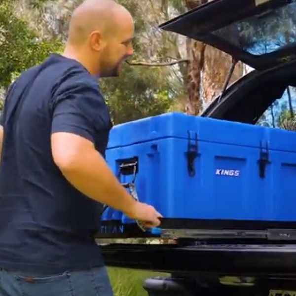Waterproof, dustproof, lockable and stackable Storage solutions