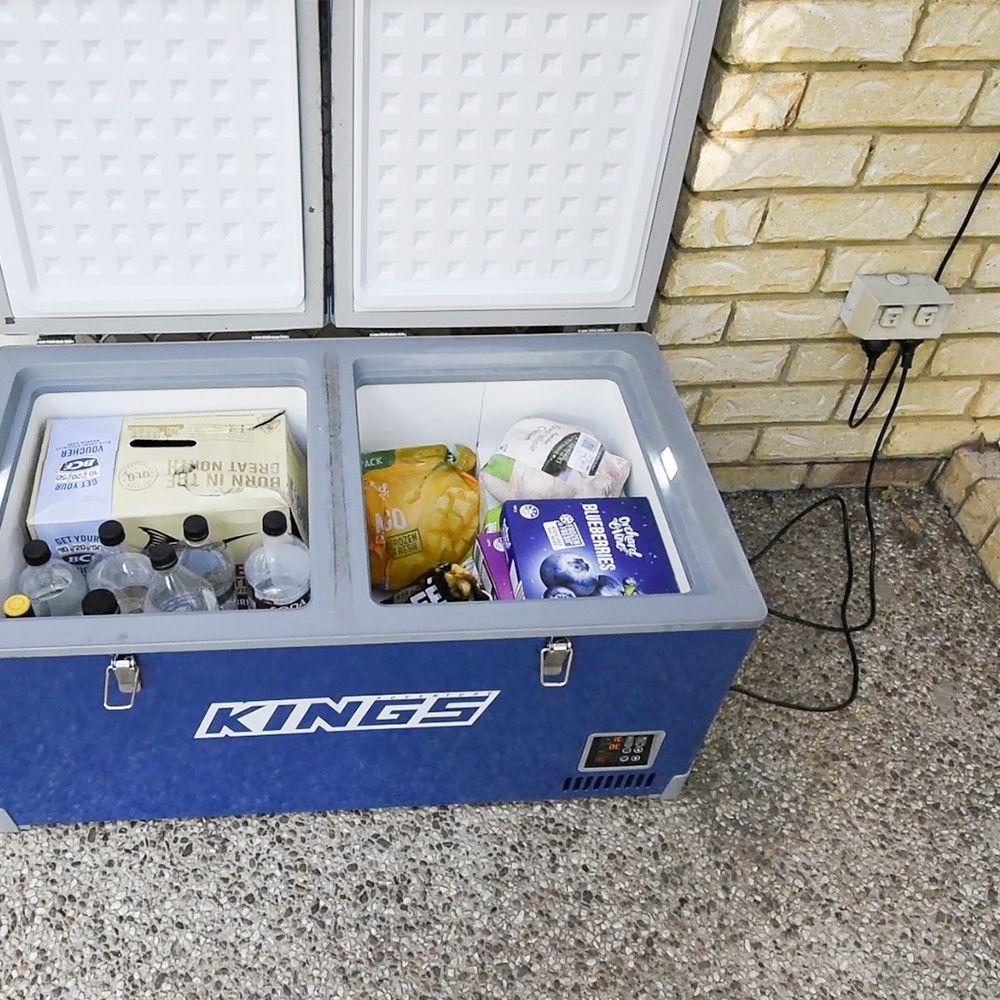 Run your fridge at home as a beer fridge!