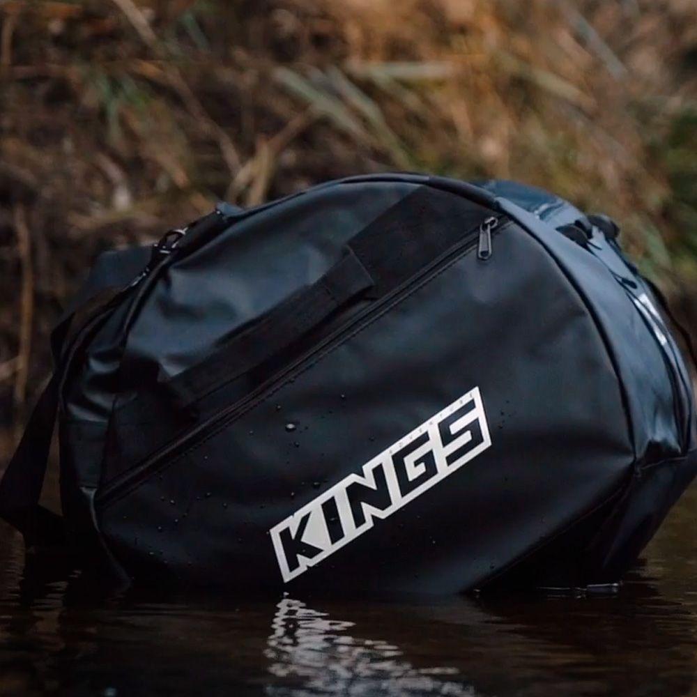 Duffle Bags so waterproof THEY FLOAT!