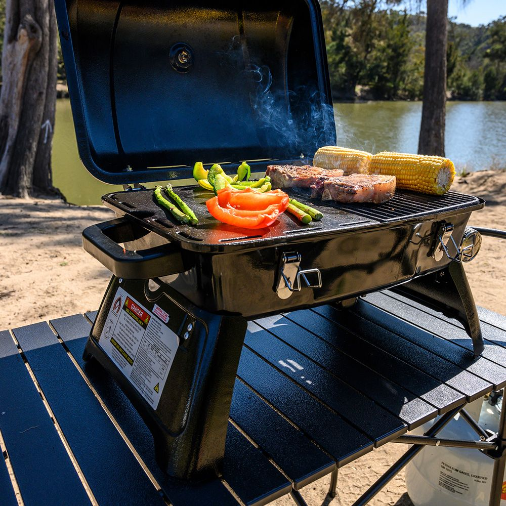 Extend the life of your camping BBQ
