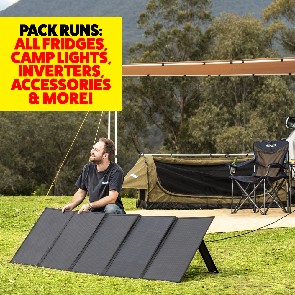 Family Camping Option 1