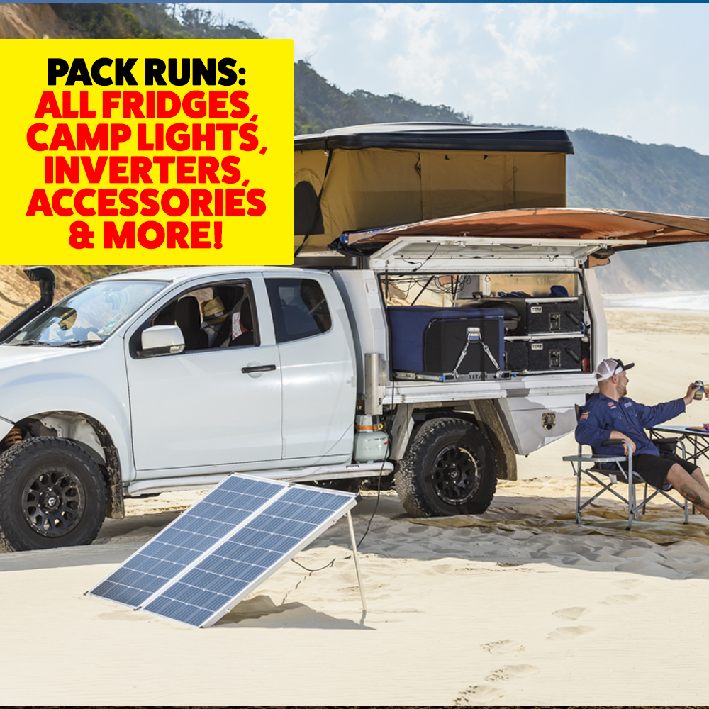 Family Camping Option 2