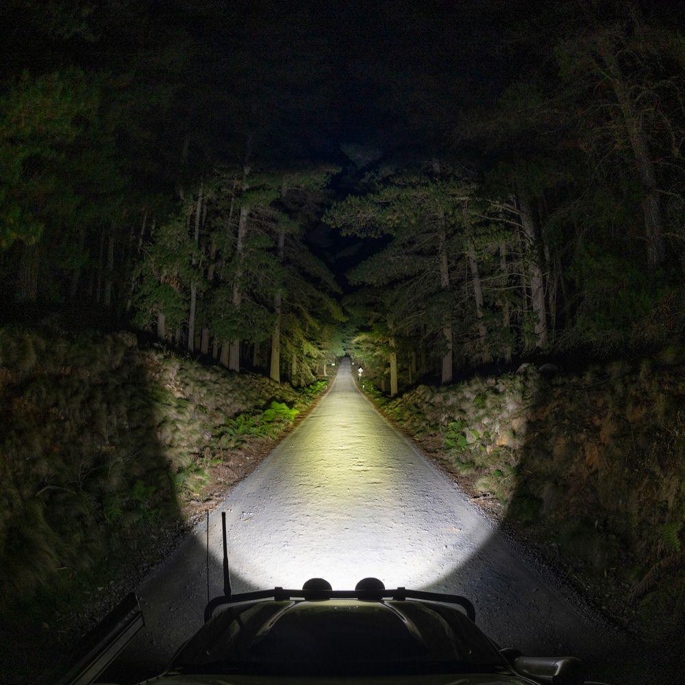 GENUINE OSRAM LED Chip Driving Lights on a budget