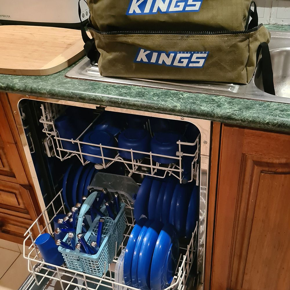 Hidden feature – dishwasher safe picnic set