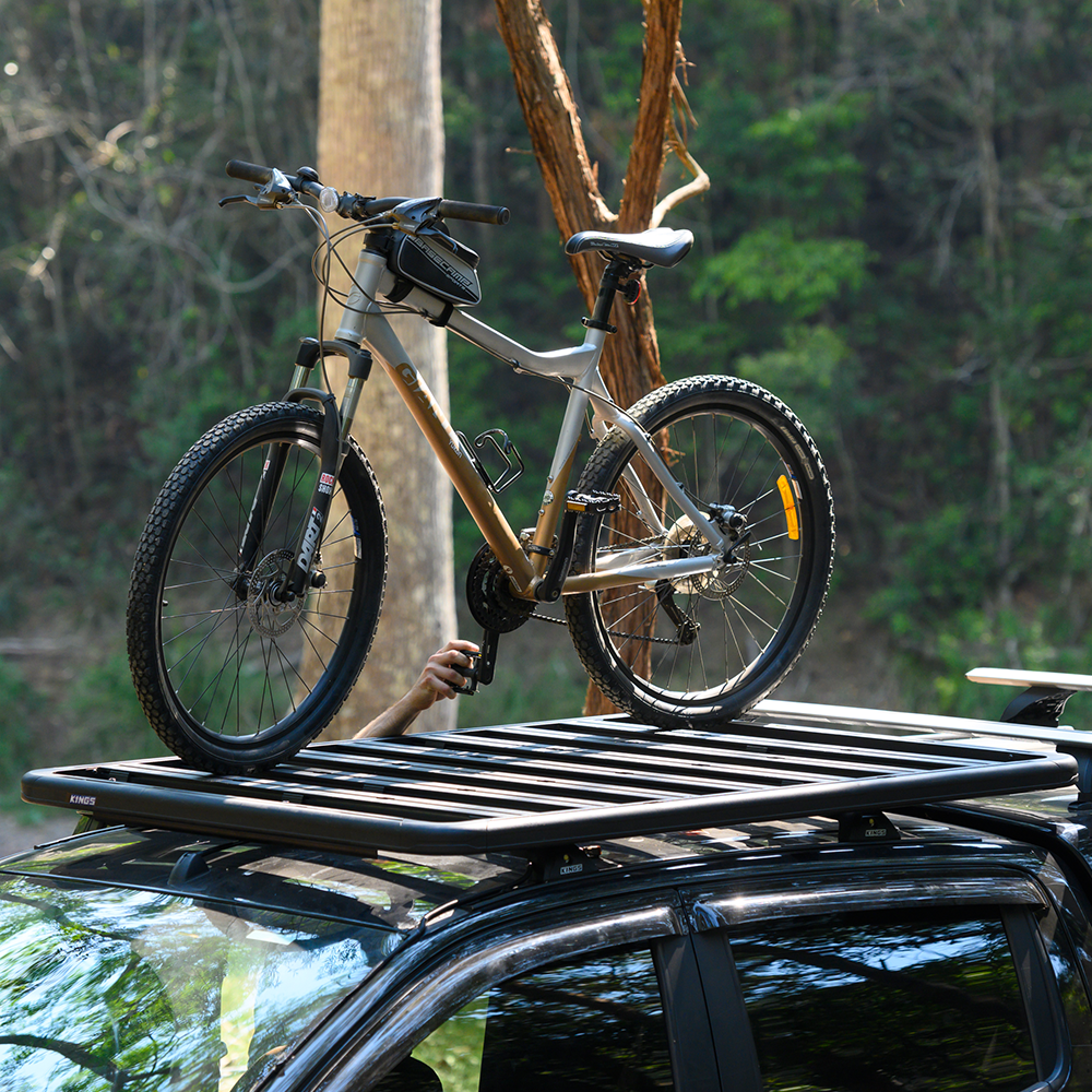 Alloy Platform Racks for Modern 4WDs & Utes