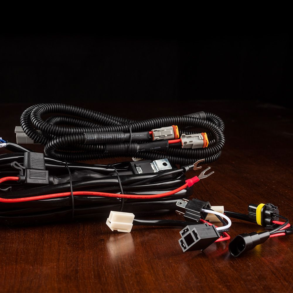 Easy install to positive & negative switched vehicles