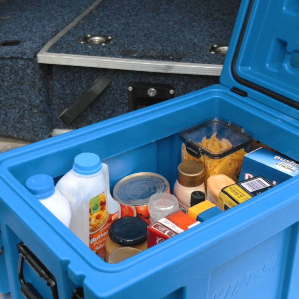 Storage Boxes Trusted by Tradies & Campers