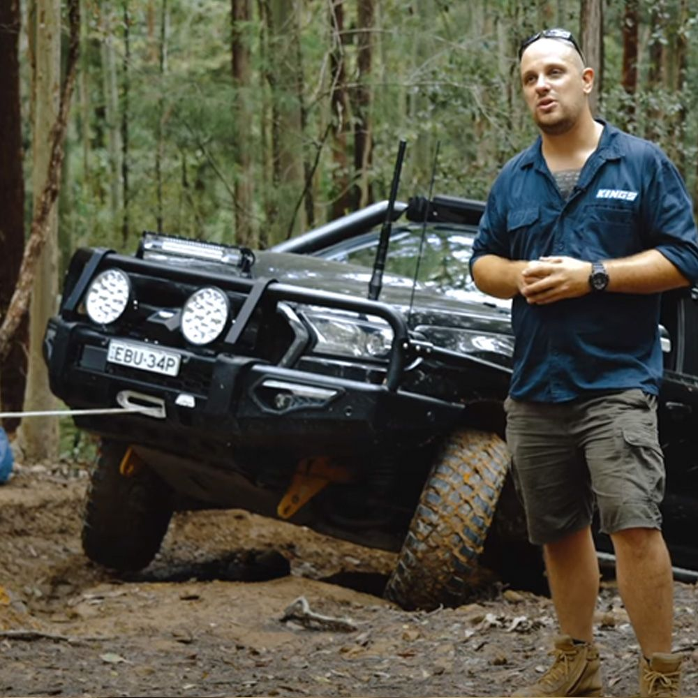 Winch Masterclass – take on pro-level winch recoveries