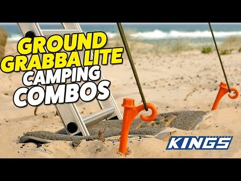 Ground Grabba Lite Camping Combos
