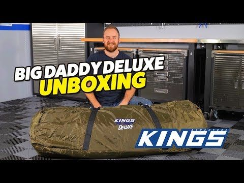 Big Daddy Deluxe Unboxing