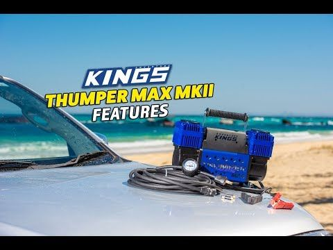 Thumper Max MkII Features