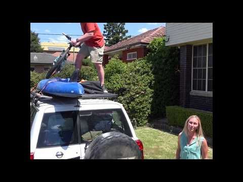 Roof Rack size and type for all 4WD