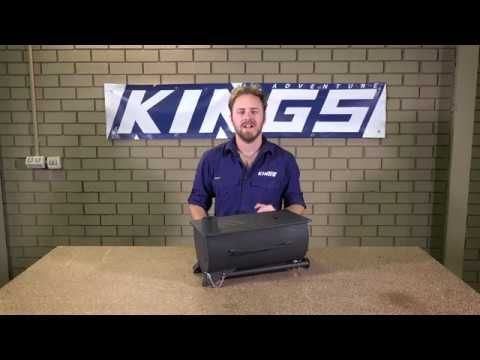 Adventure Kings Camp Oven Unboxing