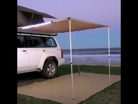 Adventure Kings Awnings are the Ulitmate summer Upgrade for Campers or 4WDers