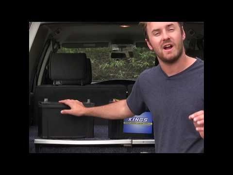 See why you need a dual battery system in your 4WD