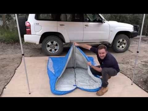 How to make a massive sleeping bag!