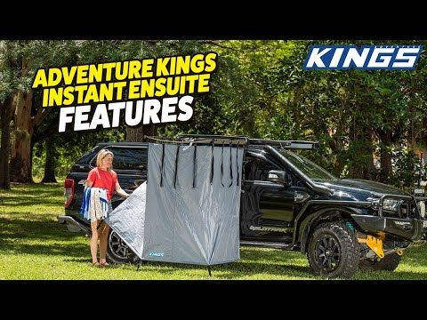 Adventure Kings Instant Ensuite Features