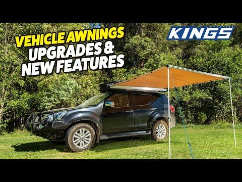 Adventure Kings Awning Upgrades & New Features