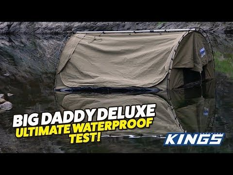 Big Daddy Deluxe Ultimate Waterproof Test