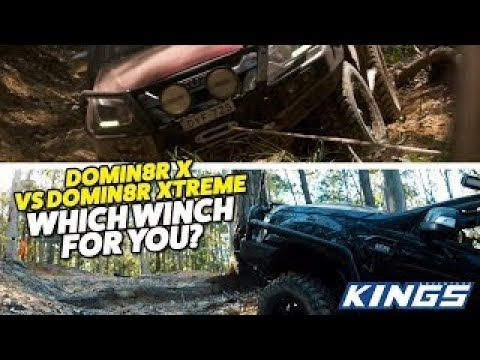 Domin8r X v Domin8r Xtreme - Which Winch Is Right For You?