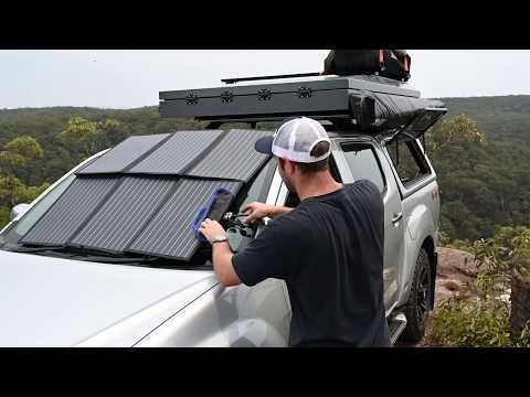 200W Solar Blanket Features