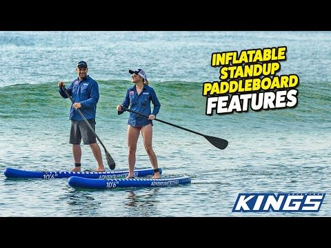 Adventure Kings Paddle Board Features