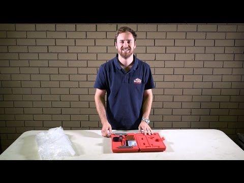 Tyre Repair Kit Unboxing