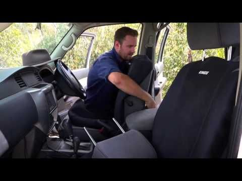 Kings Neoprene Seat Covers Features