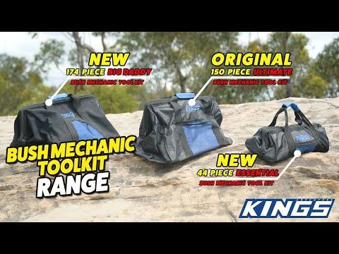 Adventure Kings Bush Mechanic Toolkit Range
