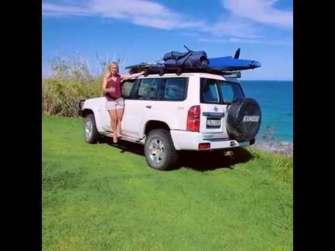 Take All the Gear Your Need with an Adventure Kings Roof Rack!