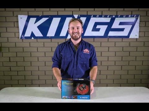 Adventure Kings Dual Battery Kit Unboxing