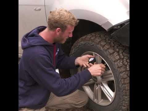 The Kwiky Tyre Deflator from Adventure Kings is one of the most useful gear to carry in your 4WD!
