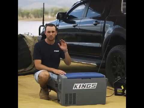 Check out the 45L Fridge/ Freezer from Adventure Kings!