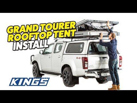 Grand Tourer Rooftop Tent Install