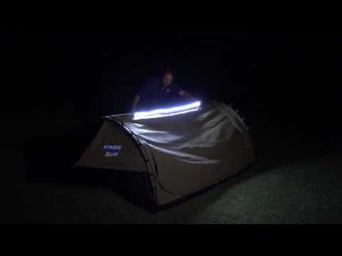Adventure Kings Complete Camplight range