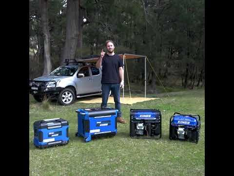 If you're after a high quality generator you'll find what you're after with Adventure Kings