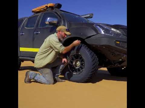 Graham's tip to getting the correct tyre pressure quickly